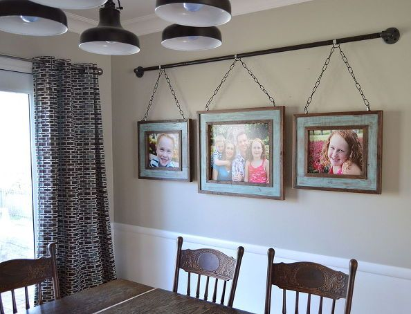 5 Creative Ideas for Hanging Pictures