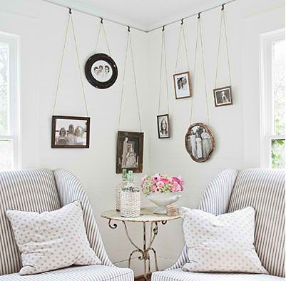 Picture rail - Southern Living