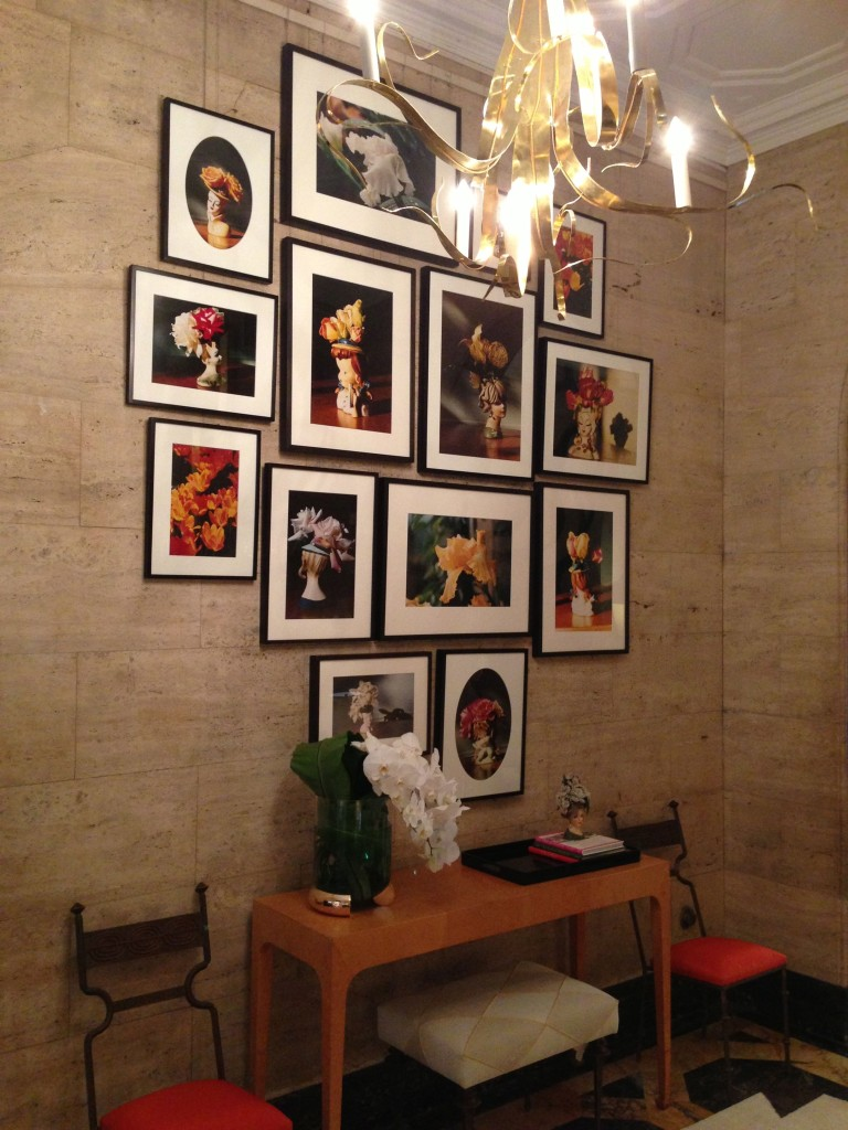 How To Hang Art On A Brick Or Plaster Wall